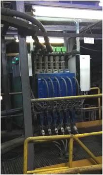 Мультиплексор подачи пульповых продуктов на рентгенофлуоресцентный анализатор АР-35-О