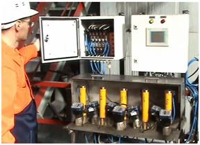 Концентратомер фильтрата пульпы КФП-5