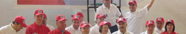 II - й  традиционный турнир по теннису памяти Ю.П. Черепанова