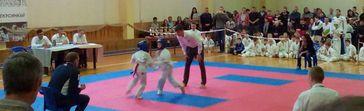 V турнир по Кёкусинкай карате