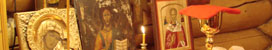 Рождественское Богослужение в храме Георгия Победоносца
