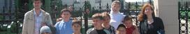 С 01 по 14 июля проходил православный трудовой лагерь