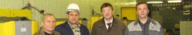 Встреча с представителями УГМК холдинг в г. Норильске